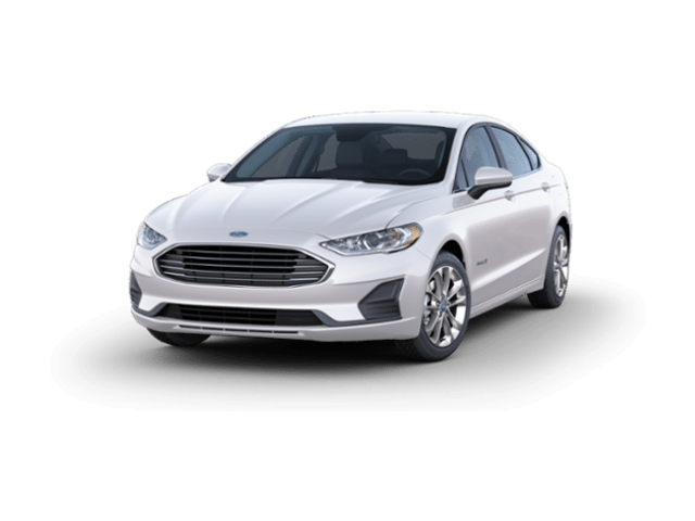 New 2019 Ford Fusion Hybrid SE Sedan 3FA6P0LU7KR199531 for sale near Rock Springs, WY
